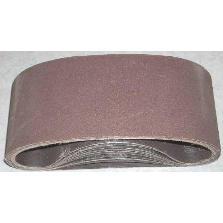 4 x 24 Cloth Sandig Belts 80g 10pk - ATL Welding Supply