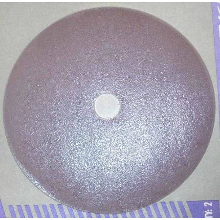 7 x 7/8 Metal Sanding Discs 120 Grit 2/pk - ATL Welding Supply