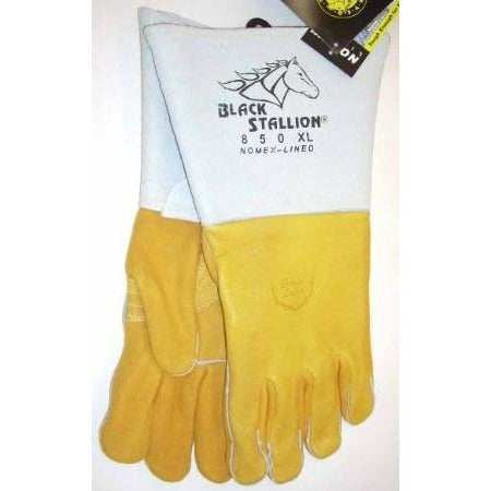 Black Stallion 850 Premium Welding Gloves XL - ATL Welding Supply