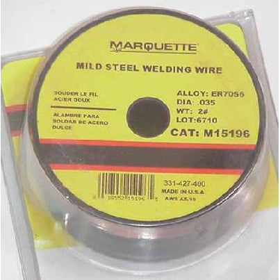 ER70S-6 Mig Welding Wire .035 2 lbs. - ATL Welding Supply