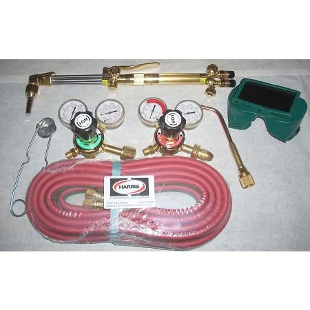 Harris Medium Duty Ironworker Series Cutting Torch Outfit
