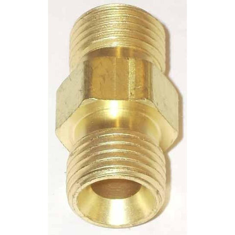 Oxygen Hose Connector Union 1/4 - ATL Welding Supply