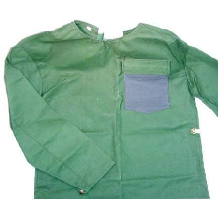 Green Welding Jacket Medium