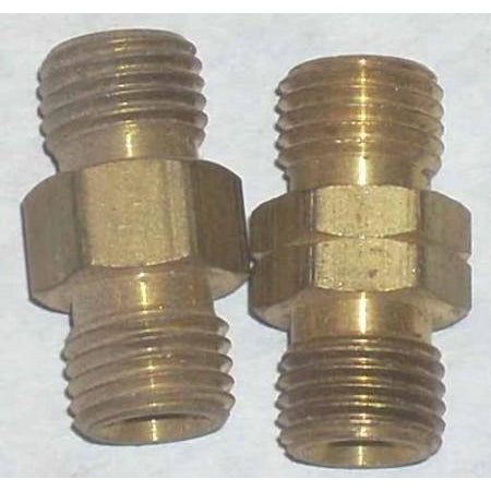"Hose Connector Set ""A"" Size Oxygen & Fuel"