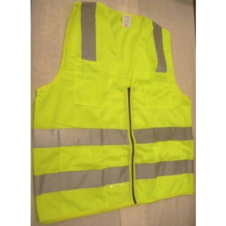 Hi-Vis ANSI Class II Vest Green Large - ATL Welding Supply