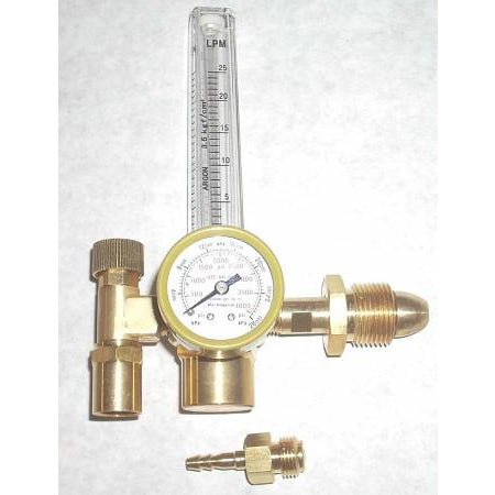 Argon CO2 Flowmeter Mig Tig Welding Regulator