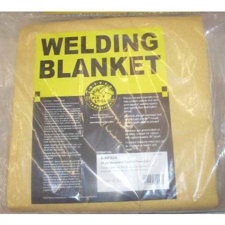 6 x 6 Welding Blanket Medium Duty - ATL Welding Supply