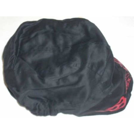Black Stallion Flame Welding Cap - ATL Welding Supply