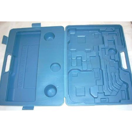 Blue Hard Plastic Blow Cases for Weld Torch Kits