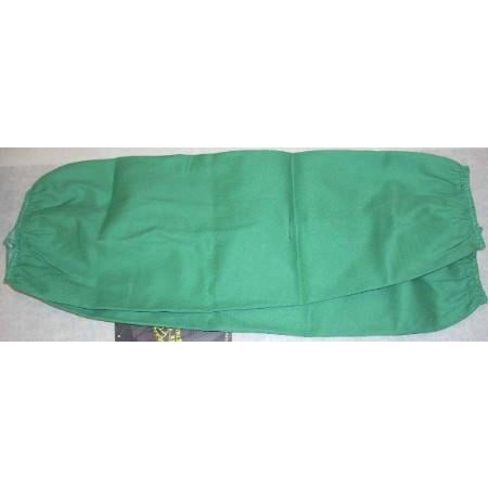 Black Stallion FR Green Sleeves Pair - ATL Welding Supply