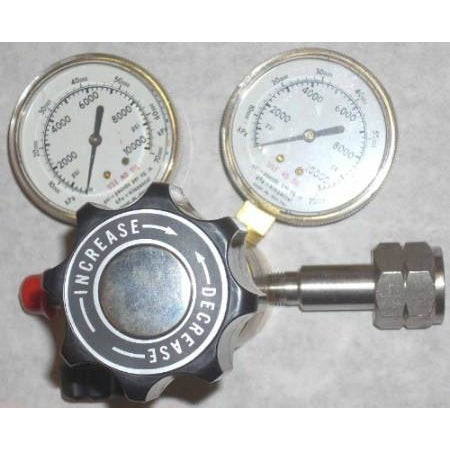 Concoa 6000PSI Specialty Gas Regulator 0493-1140 CGA677 - ATL Welding Supply