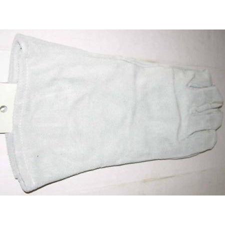 Economy Gray Welding Gloves Dozen - ATL Welding Supply