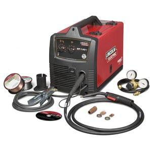 Lincoln SP-180T Mig Welder Reconditioned with Spool Gun