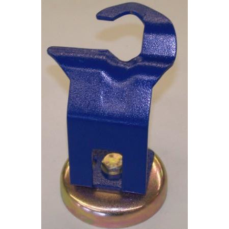Magnetic Mig Welding Torch Holder Blue