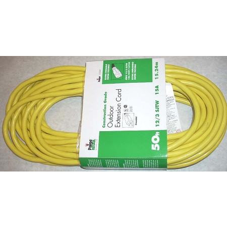 Paige Outdoor 12/3 Extension Cord 50'