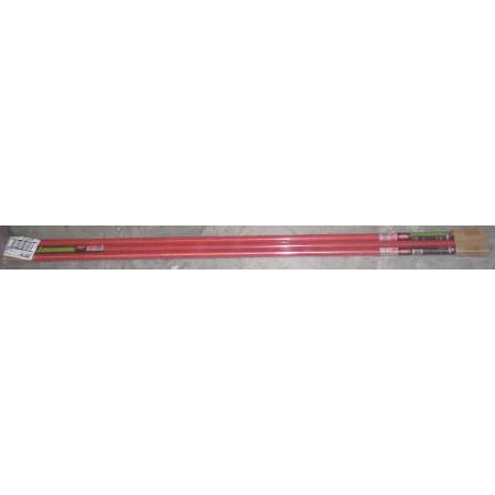 Shurlite 5-9 1/2' Paint Extension Pole 3/pk - ATL Welding Supply