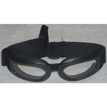 Clear Goggles Biker Sport Style - ATL Welding Supply