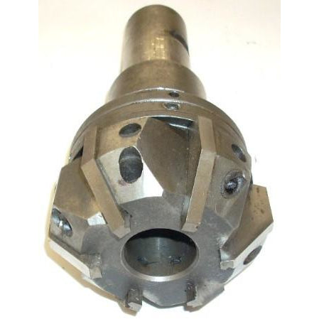 Weldon Shank Face Milling Cutter Made In USA