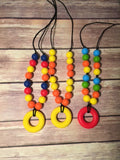 Add Beads to Pendants/Necklace - Baby Nibblez, LLC