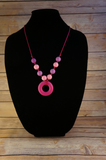 Donut Ring Necklace - Baby Nibblez, LLC