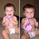 Whale Teether - Baby Nibblez, LLC