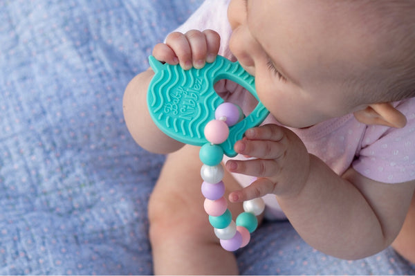 Narwhal Teether - Baby Nibblez, LLC
