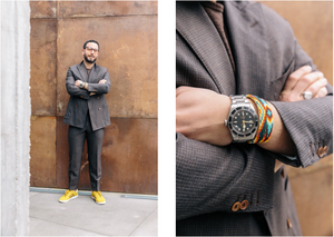 What Josh Peskowitz, the Owner of Menswear Mecca Magasin, Wears to Work
