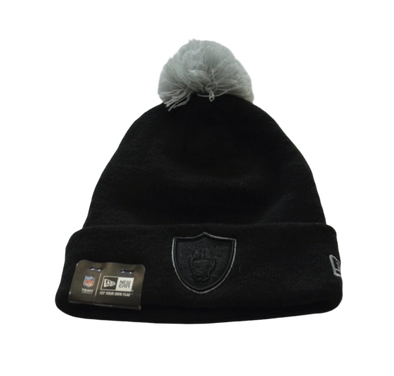 Bonnets | NE Raiders Black - Invog
