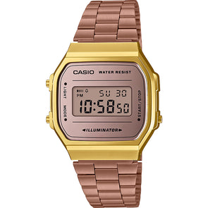 MONTRE | CASIO PINK GOLD - Invog