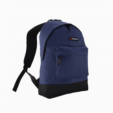Cartable | Airwalk Navy blue sac à dos - Invog