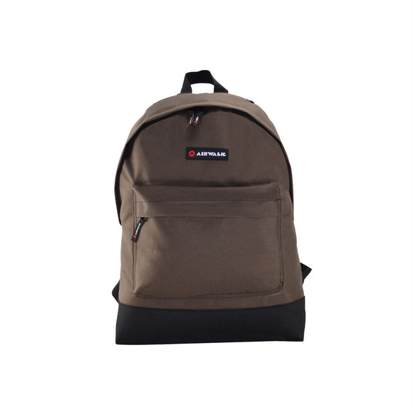 Cartable | Airwalk Brown sac à dos - Invog