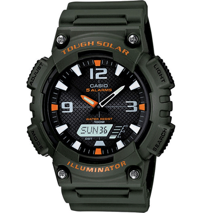Montre | Tough Solar Green - Invog