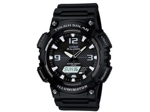 Montre | Tough Solar Black - Invog
