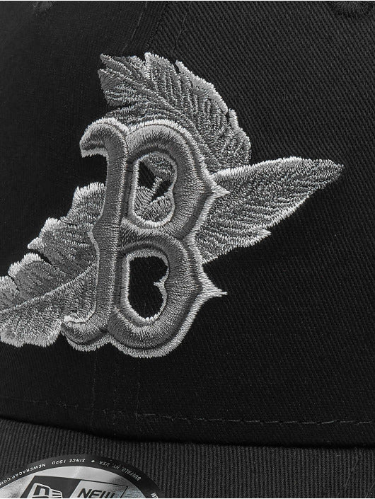 Casquette | NE Boston 9Forty Boston Black - Invog