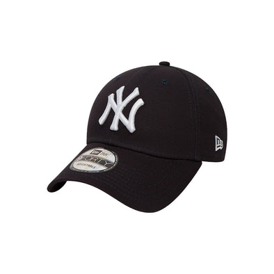 Casquette | NY NE Black / White Adjustable - Invog