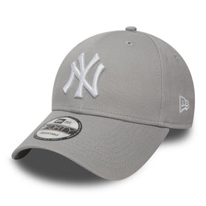 Casquette | NY NE 9Forty Grey / White Adjustable - Invog