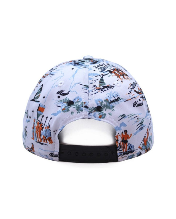 Casquette | NE 9Fifty Offshore Crown - Invog