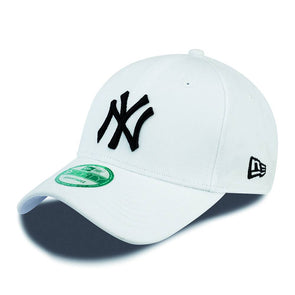 CASQUETTE | NEW ERA WHITE BLACK 940 - Invog