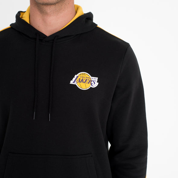 HOODIE | LOS ANGELES LAKERS BLACK - Invog
