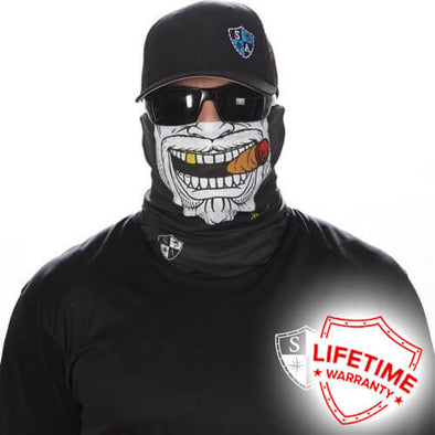 Gangster Face Shield - Invog