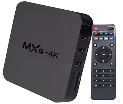 MXQ 4K | Android TV - Invog
