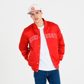 JACKET | CINCINNATI REDS WORLD SERIES 1990 - Invog