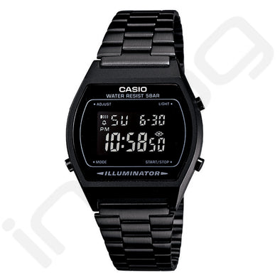 Watch | Casio All Black 16 - Invog