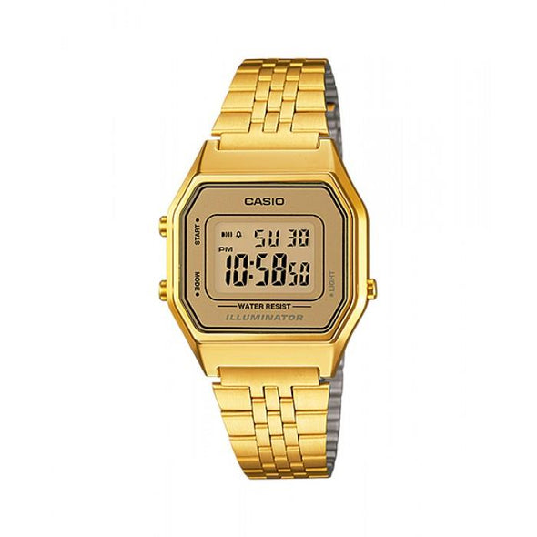 Montre | Casio Mini Gold - Invog