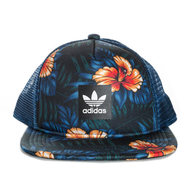 Casquette | Adidas Floral Trucker