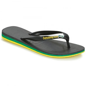 SANDALS | Havaianas Layers Black - Invog