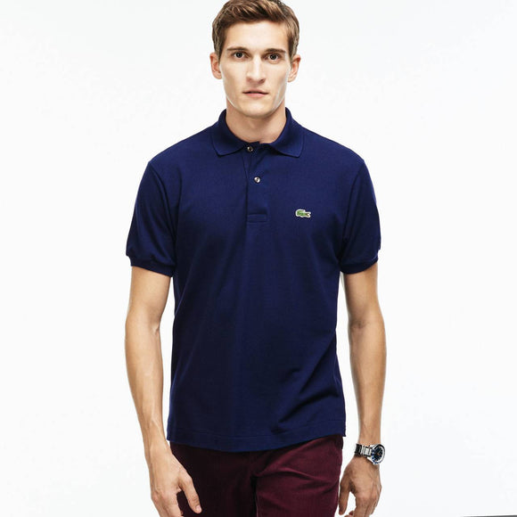 Polo | Lacoste Classic Fit Bleu Marine - Invog