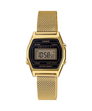 Montre | Casio Mini 2 gold - Invog