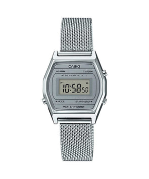 Montre | Casio Mini 2 Silver - Invog