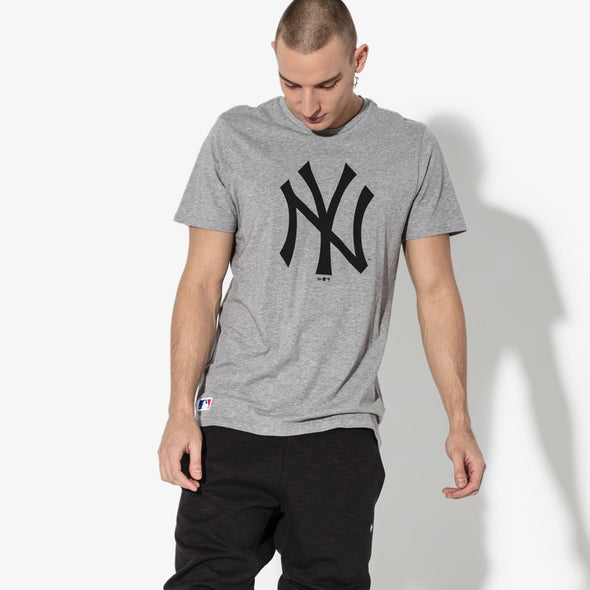 T-SHIRT | NEW ERA GREY - Invog